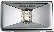LED Mouse Stern Navigation Light up to 20m 12V Stainless Steel Body. Marine Boat