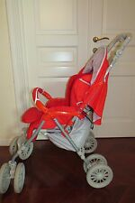 Aprica for Ferrari red limited stroller