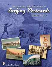 Ultimate Collector's Guide to Surfing Postcards by Mary Martin ex cond.