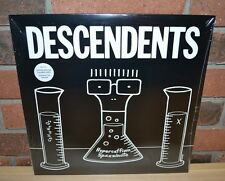 DESCENDENTS - Hypercaffium Spazzinate Ltd COKE BOTTLE CLEAR VINYL + Download NEW