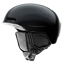 Smith ALLURE Ladies Ski Snowboard Wintersport Helmet Small 54-56cm Black Pearl