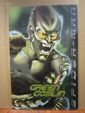 Vintage Green Goblin spider-man 2002 Marvel poster Vintage spiderman 3501