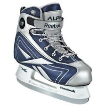 Reebok Pump Alpine womens soft boot ice skates size 8 new SKRALP ladies figure