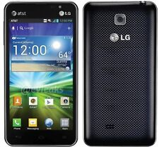 LG P870 Escape AT&T 4G LTE Android 4.0 WiFi HD Touch Screen 5MP GSM Phone FAIR