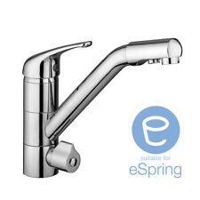 TRIFLOW 3 Way Tap suitable for Water Filter AMWAY eSpring. Made in Italy. NEW!