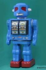 Metal House Robot Tin Toy Japan Space Evil Robot From Japan F/S