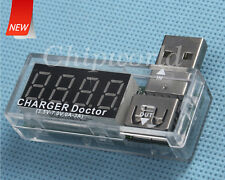 USB Charger Doctor Capacity Current Voltage Detector Meter Battery Tester de