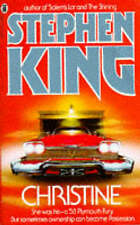 Christine, By Stephen King,in Used but Acceptable condition