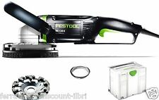 DIAMOND GRINDER DIAMANTSCHLEIFER FESTOOL RG130E SET DIA HD RENOFIX 768977