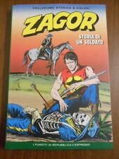 ZAGOR collezione storica a colori n.59 – REPUBBLICA-fumetto d'autore