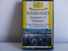 K7 TCHAIKOWSKY Symponie N°6 Pathétique Orch Vienne CLAUDIO ABBADO 3300405