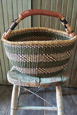 Large Market Basket from Bolgatanga, Ghana Africa