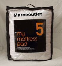 "Department Store My Mattress Pad ""Level 5"" 500 Thread Count KING"