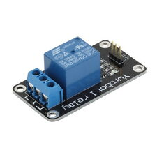 Effective Stable 1 Channel 5V Indicator Light LED Relay Module For Arduino DT