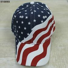 American Flag Cap United States Stars & Stripes Patriotic Baseball Hat #84