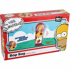 The Simpsons Bop Bag - Toys & Games, Brand New