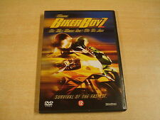 DVD / BIKER BOYZ ( LAURENCE FISHBURNE, KID ROCK... )