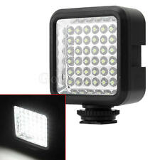F5 4W 36 LED Photo Video Lights Lamp Charger for Canon Camera Camcorder 6500K