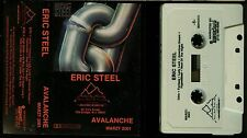 Eric Steel self titled USA Cassette Tape Avalanche Records  – MARZT 2001