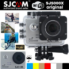 ORIGINALE SJCAM SJ5000X Elite Videocamere WiFi 4K Gyro Sports DV Waterproof