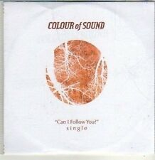 (CU83) Colour of Sound, Can I Follow You - 2011 DJ CD
