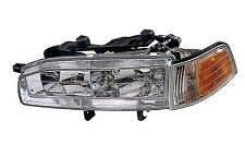 EAGLE EYES 1991-1993 HONDA ACCORD HEADLIGHT SIDE REPLACEMENT DRIVERS