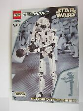 Lego Star Wars Technic Stormtrooper (8008)