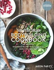 Vegetarian Bodybuilding Cookbook Muscle Fit Fitness Shredded Book Health Weight