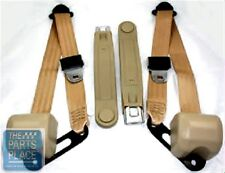 1978-87 Chevrolet El Camino Retractable OE Style Bucket Seat Belts - Tan