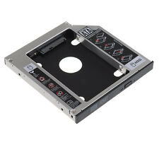 "TRIXES Laptop Slim CD/DVD Drive Bay to Internal 2.5"" SATA HDD Enclosure"