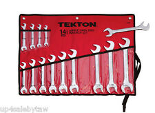 14-pc. Angle Open End Wrench Set (SAE) Wrench Set