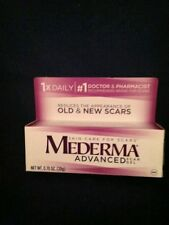 Mederma advanced scar gel 0.70oz (20g)  Exp 2017   LOWEST PRICE!!
