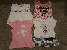 BABY GIRL TOPS/ DRESS BUNDLE 3-6 MONTHS. All New, Next George Etc