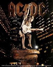 "AC/DC AUFKLEBER / STICKER # 50 ""STIFF UPPER LIP"" - PVC - WETTERFEST"