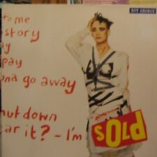 "Boy George Sold,(12"" mix),   German 12"""