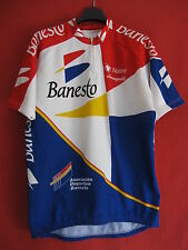 Maillot cycliste Banesto Nalini Campagnolo Rare Equipe pro 1994 - 6