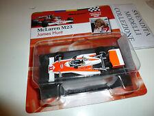 FORMULA 1 McLaren M23 James Hunt #11 del 1976 RARA SCALA 1/43 Special Collection
