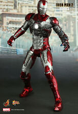 HOT TOYS 1/6 MARVEL IRON MAN 2 MMS145 MK5 MARK V MASTERPIECE ACTION FIGURE AU