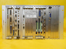 TEL Tokyo Electron P-8 Card Cage Used Working