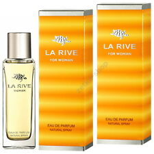 2x90ml = 180ml !!! LA RIVE FOR WOMAN Eau De Parfum Natural Spray !!