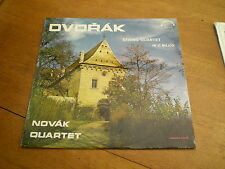 DVORAK - STRING QUARTET IN C MAJOR = SUPRAPHON SUA 10197 BLUE LABEL
