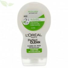 3 X L'Oreal Perfect Clean Foaming Gel Wash Purifying 150ml