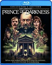 PRINCE OF DARKNESS : Collector's Edition (1987) Region A - BLU RAY new