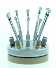 Bergeon Swiss Made Complete 10 Watch Screwdriver Set