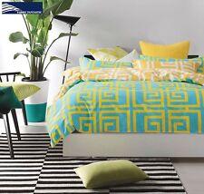 T533 Queen Size Bed Duvet/Doona/Quilt Cover Set New 100% Cotton