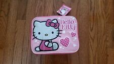 Hello Kitty Pink Lunchbox