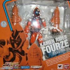 Used Bandai S.H.Figuarts Kamen Rider Fourze Rocket States PAINTED