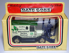 LIVERPOOL Model T Van with Figures by Lledo Days Gone NEW IN BOX