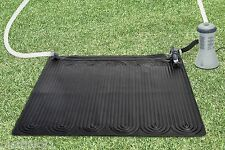 INTEX SOLAR MAT POOL HEATER FOR POOLS UP TO 12FT 4.5M POOLS WATER HEAT SUN POWER
