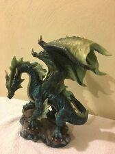 "Summit Collection 11"" Dragon Figure/ Statue "" Beautiful"""